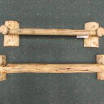 Pine Towel Bars